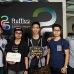 Raffles Singapore welcomes You!