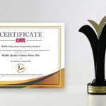 Raffles Education Wins at ESQR Quality Choice Prize 2016