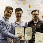 Raffles Triumphant at the SPADE Awards