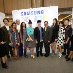 Raffles Singapore Presents New Generation of Designers at Samsung Fashion Steps Out 2016 @ Orchard