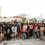 Forging New Friendships at Raffles Singapore