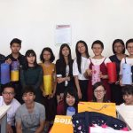 Product Design Workshops for Indonesia and Myanmar Students