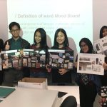 Interior Design Workshop for Indonesia Students