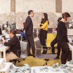 A Field Trip to an International Design Company in Beijing