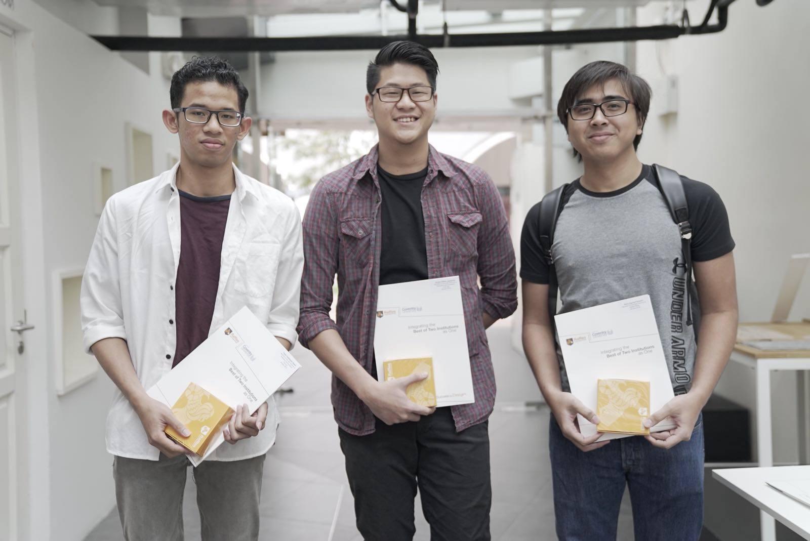 Raffles Singapore Janurary 2018 Orientation