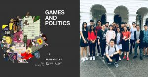 Games & Politics Exhibition - Kult Gallery