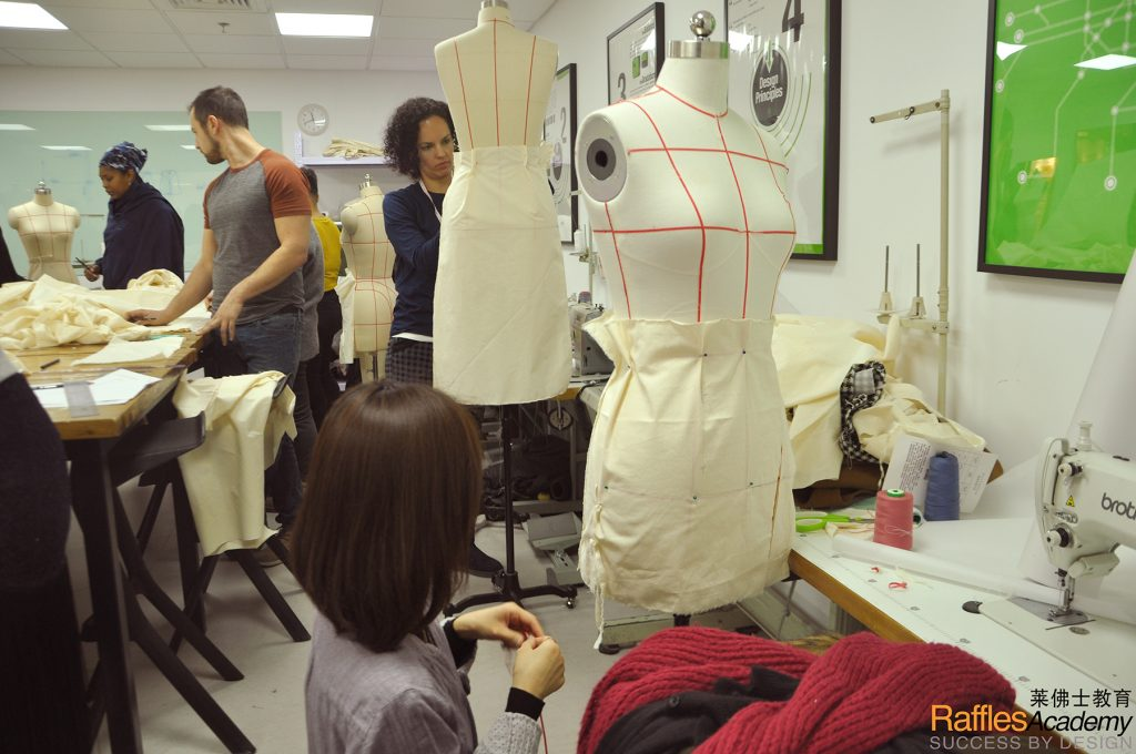 Open Lecture: Draping Technique