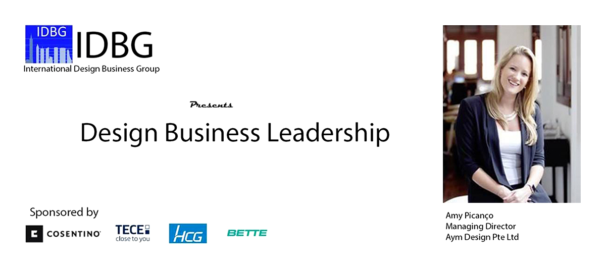 7. Learn about the business success with International Design Business Group