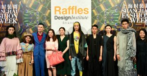 Raffles Fashion ShowXShanghai Fashion Week