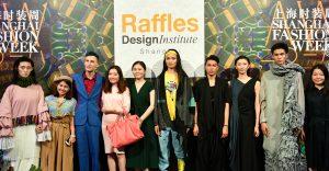 Raffles Fashion ShowXShanghai Fashion Week