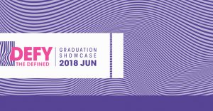 Raffles Singapore June Graduation 2018 – DEFY