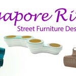 Singapore River's Street Furniture Design