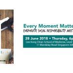 Honouring Raffles Singapore with the Community Partner Award