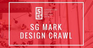 SG Mark Design Crawl 2018