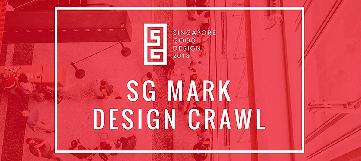 SG Mark Design Crawl 2018