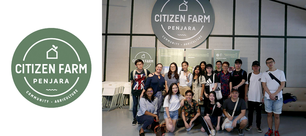 Sustainable Urban Farming with Citizen Farm