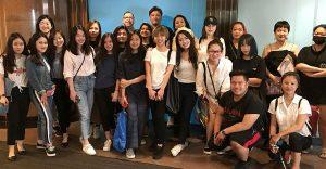 Raffles Fashion Designers Gaining Exposure to Hong Kong's Fashion Industry