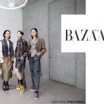 Raffles Fashion Designer Andrew LOW Wins Prestigious Harper's Bazaar Asia New Generation Fashion Award 2018 – Singapore