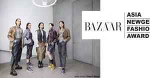 Raffles Fashion Designer Andrew LOW Wins Prestigious Harper's Bazaar Asia New Generation Fashion Award 2018 - Singapore