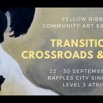 Raffles Singapore at Yellow Ribbon Community Art Exhibition 2018