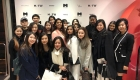 Raffles Marketers Explore Melbourne Fashion Week 2018