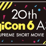 Raffles Animation Designer Luliia GRYTSAI at 20th DigiCon6 Asia Awards