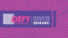 DEFY 2018 Raffles Singapore Graduation Day 1