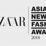 Andrew LOW wins Harper's Bazaar Singapore and Asia NewGen Fashion Awards 2018