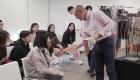 Sophie Hallette X Raffles Singapore MOU Signing Ceremony