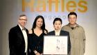 Commemorating Metro's 62nd Birthday with Raffles Singapore
