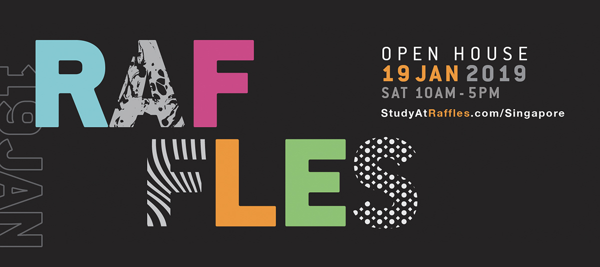 affles Singapore Open House 2019