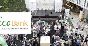 EcoBank 2019 Supported by Raffles Design Institute Singapore