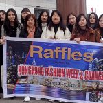 Raffles Jakarta's Fashion Designers and Fashion Marketers on a Field Trip to Hong Kong