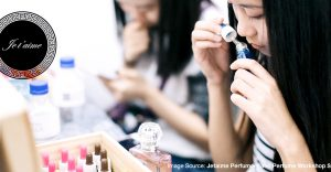 Raffles Fashion Marketers learns how to utilise Scent for business marketing