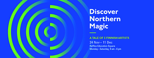 Exhibition - Discover Northern Magic - A Tale of Five Finnish Artists