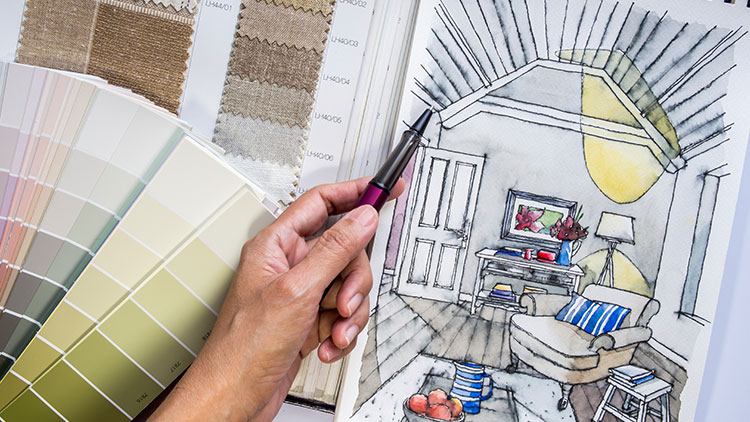 What Subjects Do I Need To Take Be An Interior Designer